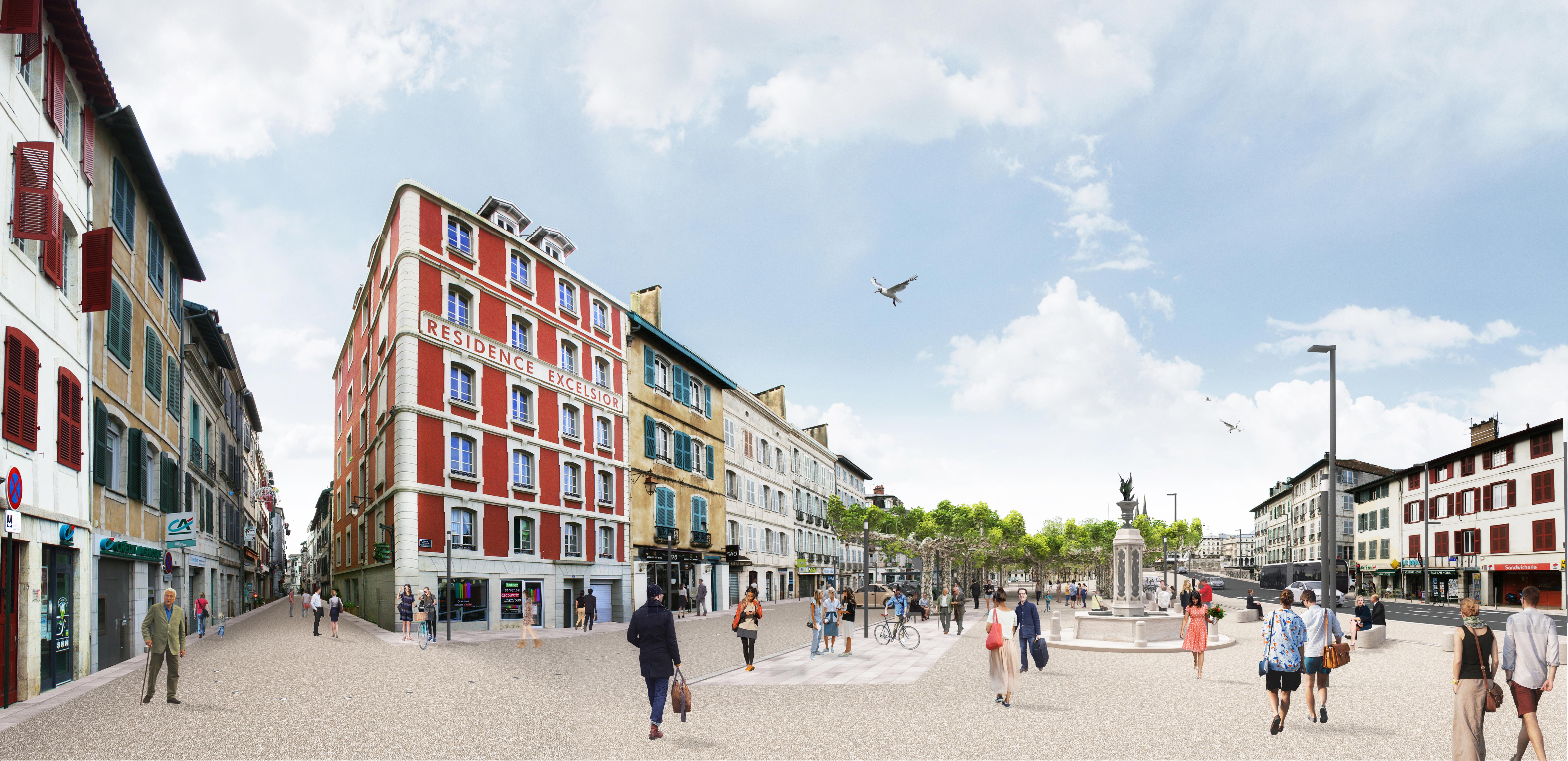Place de la République / ©Patrick Arotcharen