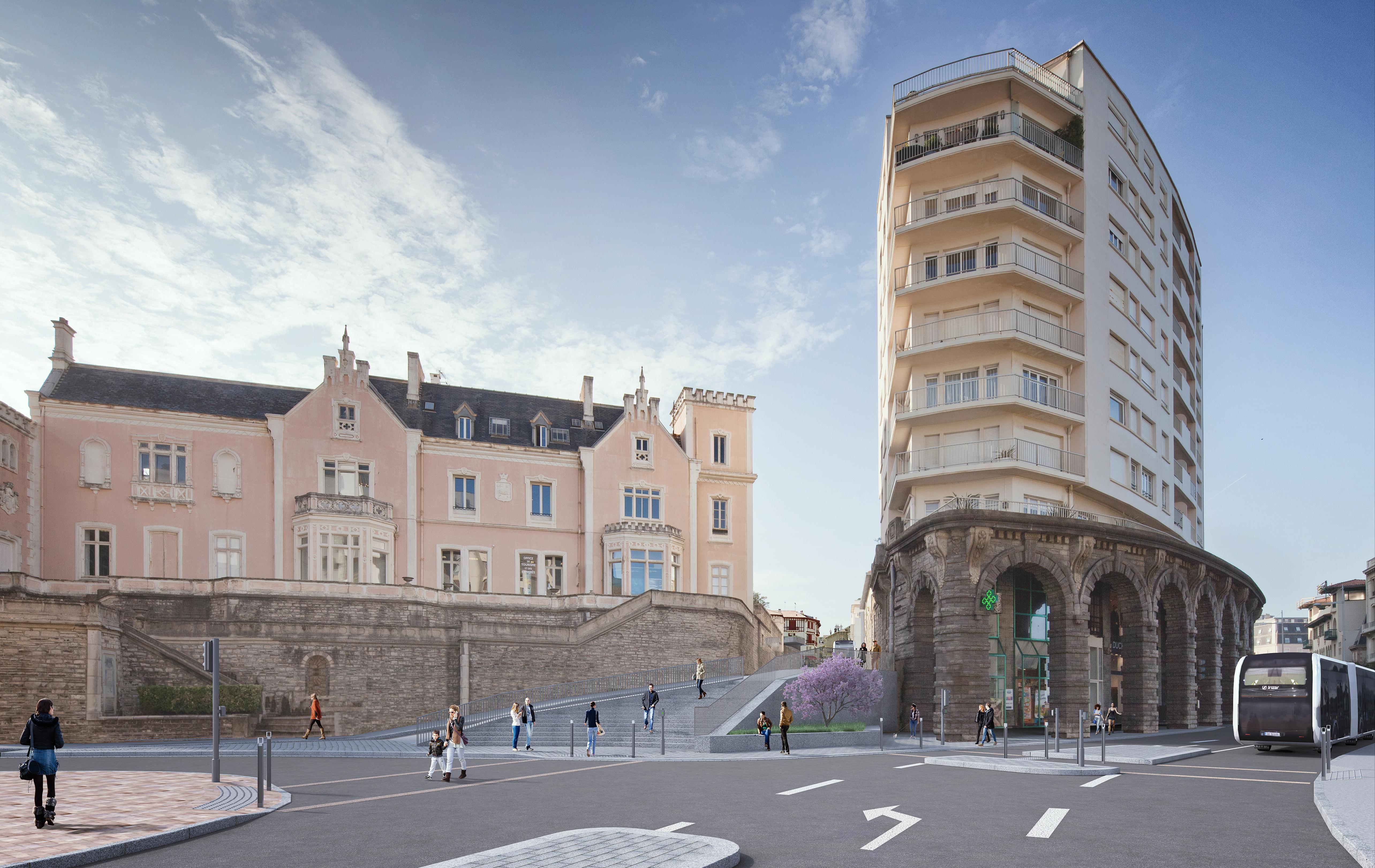 Biarritz / ©Patrick Arotcharen