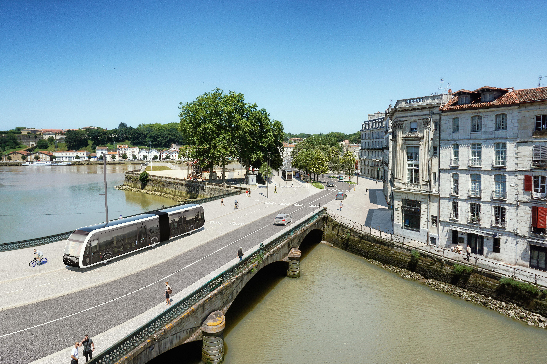 Bayonne - Pont Mayou / ©Patrick Arotcharen