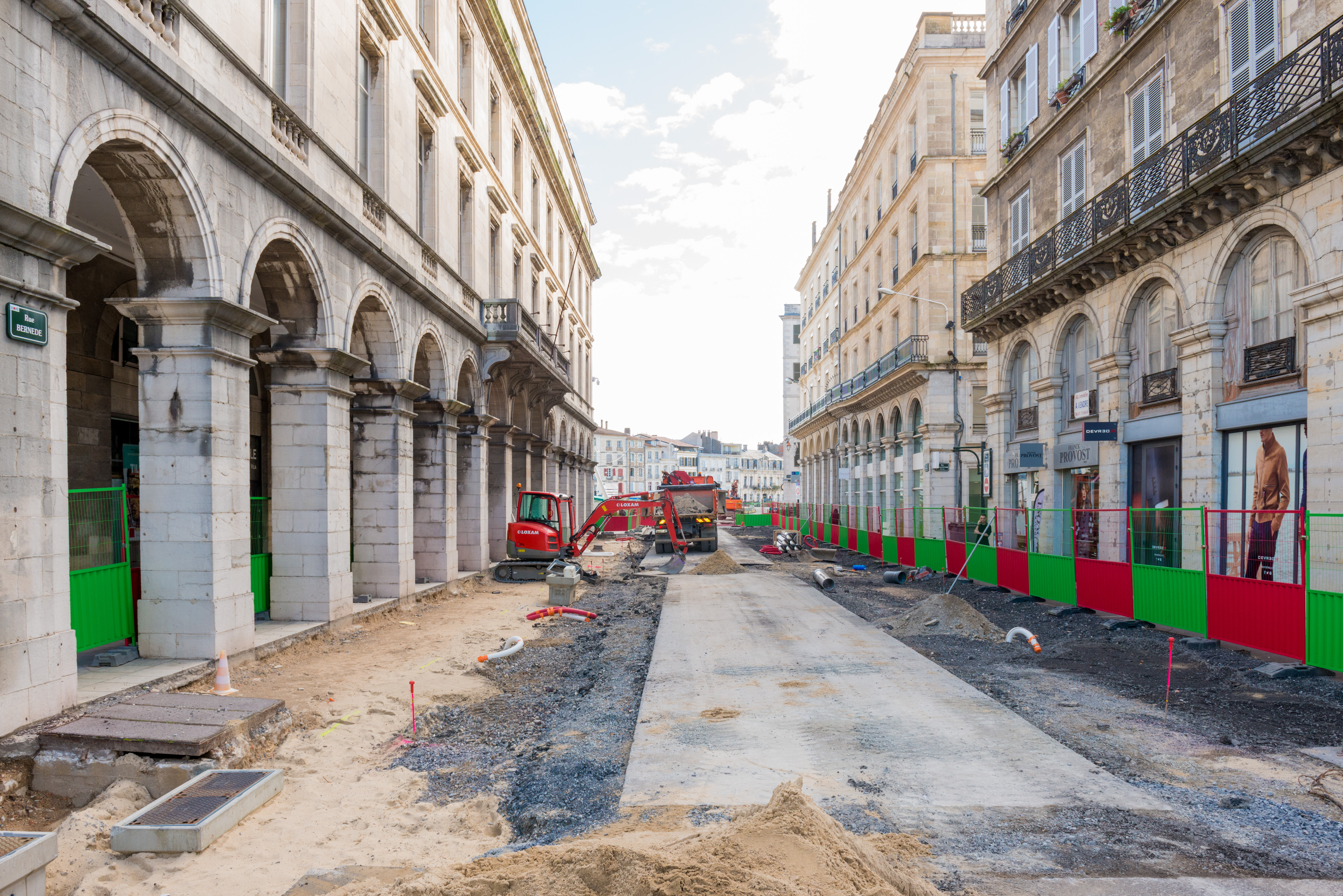 Rue Bernède / ©L.Tomasssi