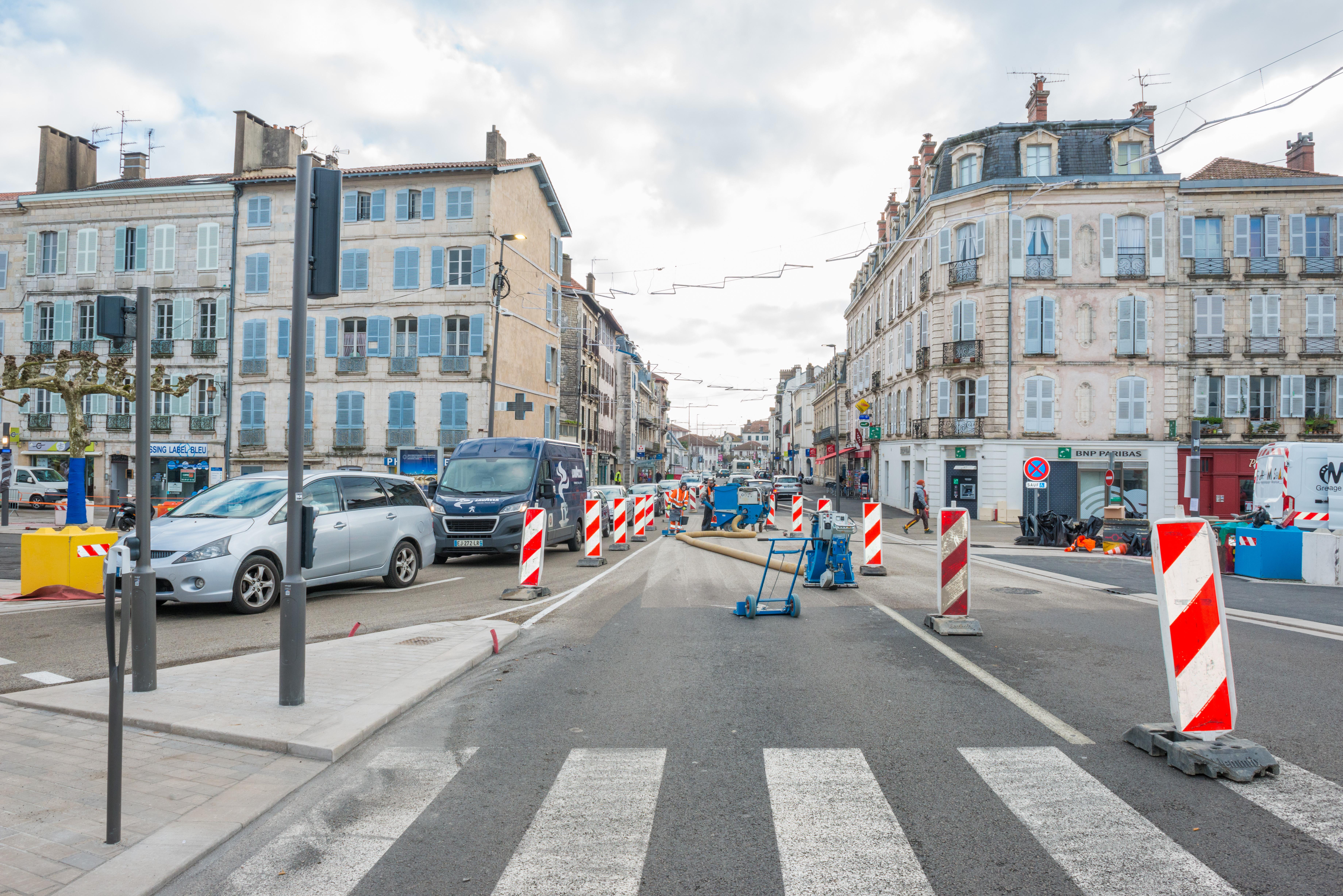 Boulevard Alsace Lorraine / ©L.Tomassi